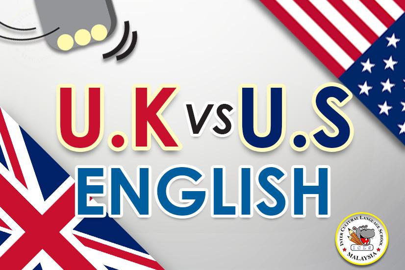 イギリス英語vsアメリカ英語 マレーシアの日系語学学校ICLS